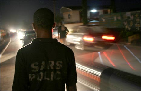 #EndSARS: Nigerian Police threaten leader of campaign against anti-robbery squad