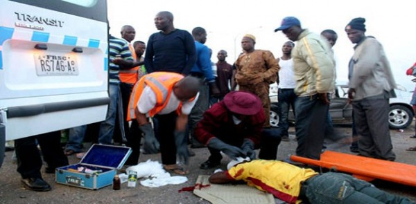 Reckless drives kills 3, injures 5 others in Bauchi