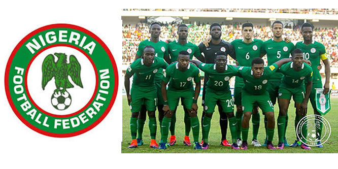 NFF, Nike unveil Eagles' jersey in London