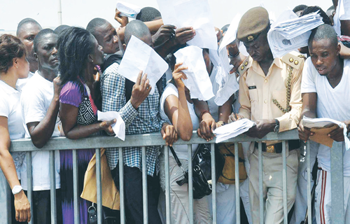 Joblessness and rising trend of recruitment scam