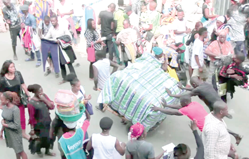 Saving Lagosians from stress-related ailments