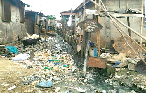 Egun: Sad tales of a Lagos community
