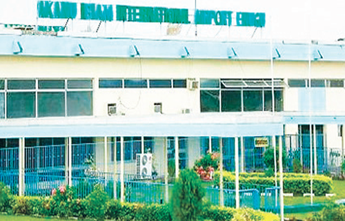 Remodelling: Enugu airport rots four years after