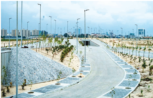 Reclamation: Lagos emerging water cities