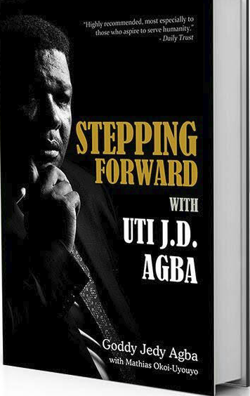 Autobiography of goddy Jedy Agba for Public presentation