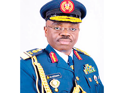 NAF'LL INTENSIFY DAY AND NIGHT BOMBARDMENT OF TERRORISTS' LOCATIONS –OLATOKUNBO ADESANYA