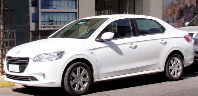 Again Peugeot 301 wins Car of the Year award