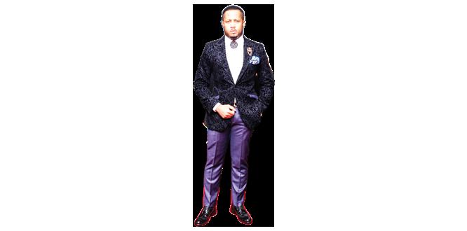 Mike Ezuronye: Handsome thespian