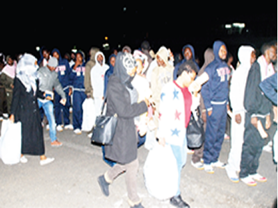 I lost my son, mum because of Libya's journey –Returnee