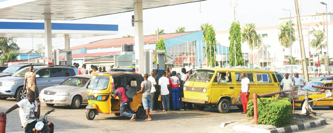 Anger, Curses, Condemnations As Petrol Sells For N300 Per Litre In Edo