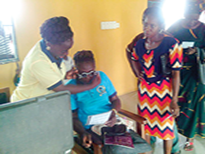 Outreach against maternal mortality