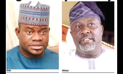 Bello vs Melaye: No end in sight to supremacy battle