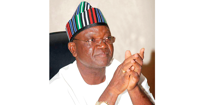Ortom to Gemade: I do not betray people