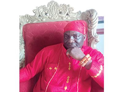 my palace healed my mother, others –Prince Eweka