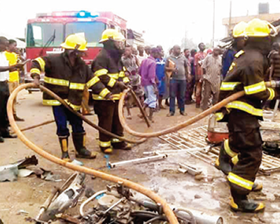 9 die, N108m property lost in August — Kano Fire Service