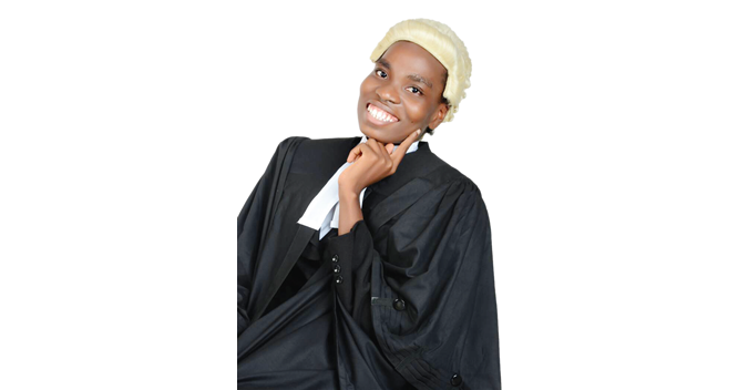 I almost gave up on being Best Graduating law school Student