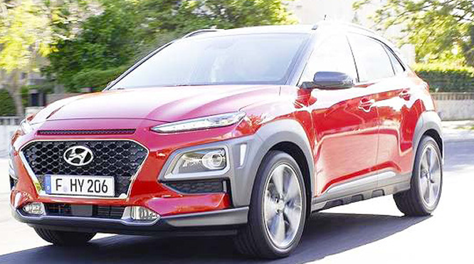 Hyundai gives Kona off-road capabilities to broaden small SUV's appeal