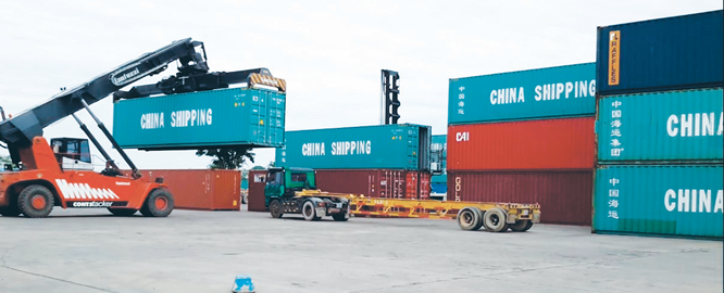 Dry ports as elixir for states' industrialisation