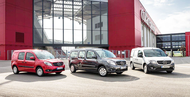Weststar introduces Mercedes -Benz Citan in Nigeria