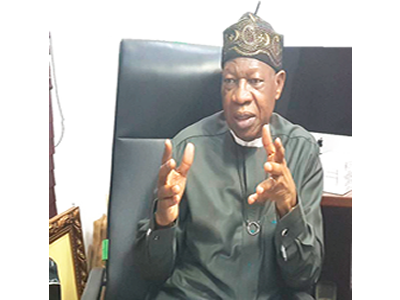 How FG is fighting violent extremism, by Mohammed