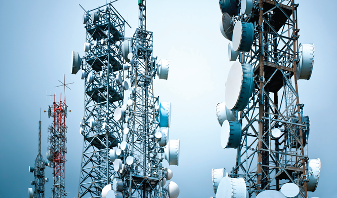Telecoms' GDP leaps to 1.8% growth