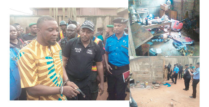 Police arrest alleged Badoo chief herbalist