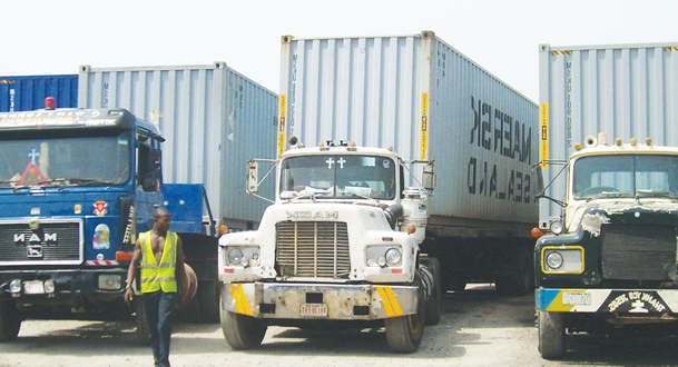 Transit park as panacea to cargo theft