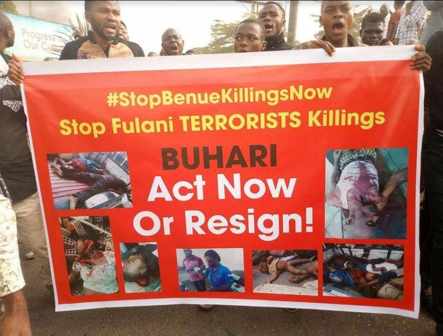 JUST IN: Benue Governor, Ortom, escapes death as Benue killings continue