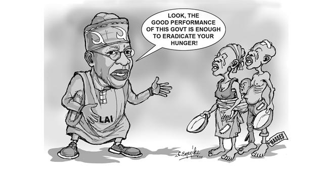 Obasanjo, let Nigeria be
