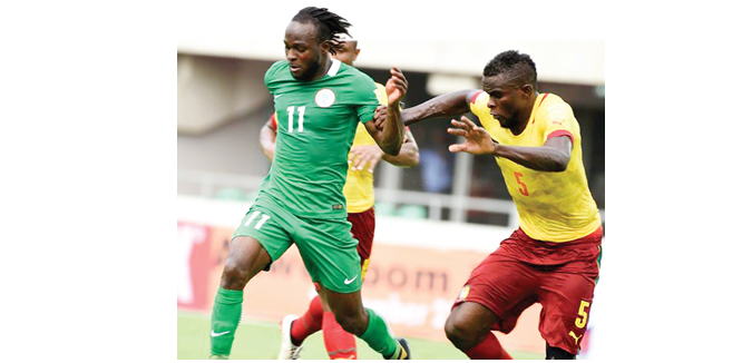 JUST IN: Victor Moses announces retirement from International Football