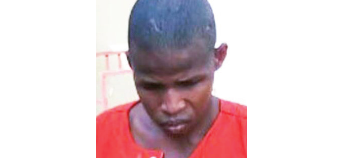 I burnt my boss's credentials for his refusal to increase my salary – convict