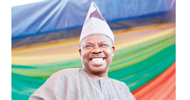 Amosun, Osoba absent as Ogun APC makes U-turn on consensus