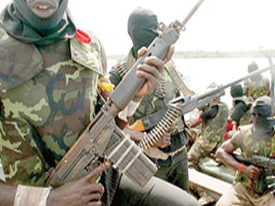 Robbers unleash terror on Edo, kill 12 in bank raid