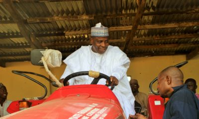 Sokoto introduces tractor hire scheme