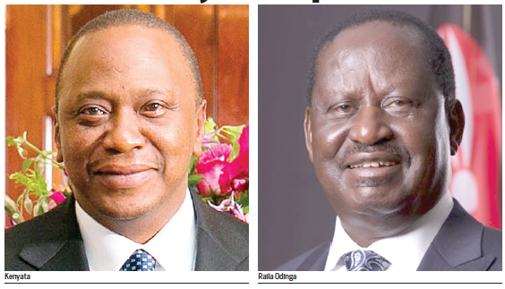 Kenya: One country, two presidents