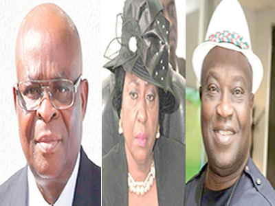 Furore over removal of Abia CJ