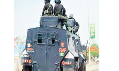 Police deploy 1,000 officers