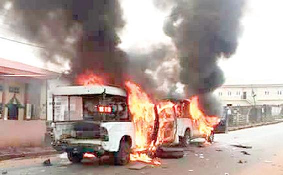 Benin: Five policemen held for driver's death