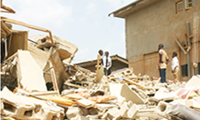 Building collapse: Whither Nigeria's tech?