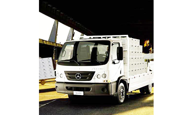Weststar breaks into light-duty truck segment with Mercedes-Benz Accelo