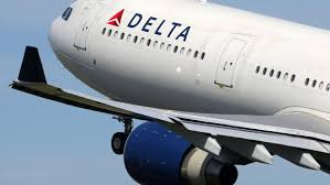 Fire engulfs Delta aircraft engine at Lagos airport