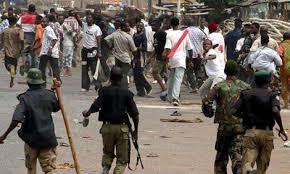 11 arrested as NURTW members clash in Onipanu, Lagos
