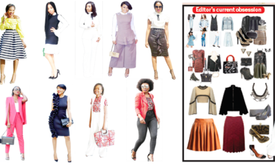 Edgy work looks for 9 to 5 chic