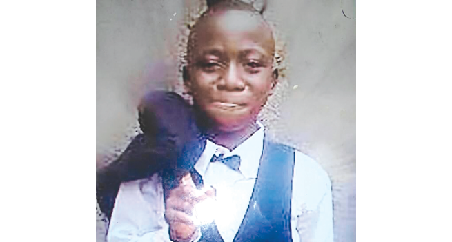 Father travels to bury uncle, loses son to police bullet