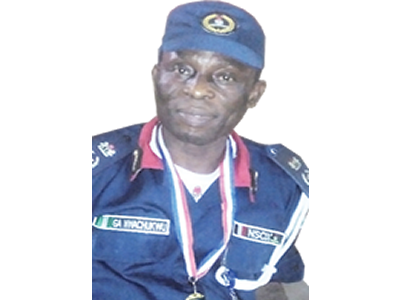 Our operations handicapped by creek terrain –Bayelsa NSCDC boss