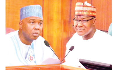 APC, CUPP bicker over fresh plot to sack Saraki, Dogara