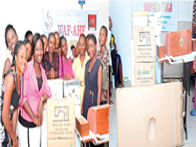 Empowering vulnerable women