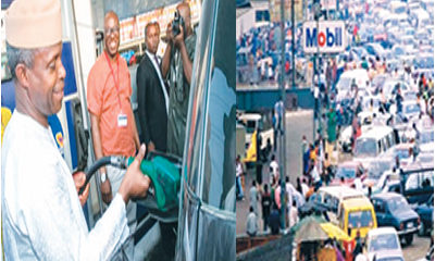 Dirty fuel: Putting Nigerians at risk