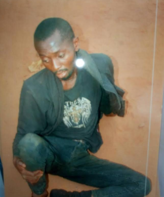 BREAKING: Police arrest madman who murdered primary school pupils