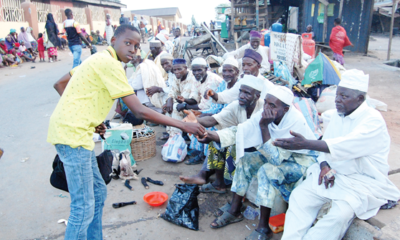 Recession hits beggars in Osun
